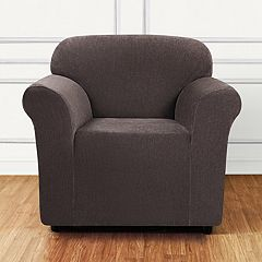 Sure Fit Stretch Chenille Chair Slipcover