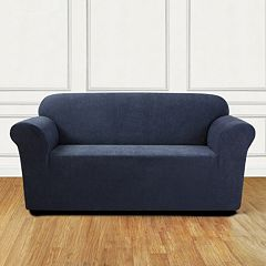 Sure Fit Stretch Chenille Loveseat Slipcover