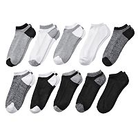 Women's Tek Gear® 10-pk. Cushioned No-Show Socks
