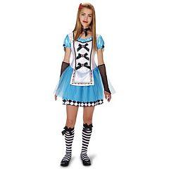 Tween Alice Deluxe Costume