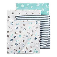 Baby Carter's 4 pkReceiving Blankets