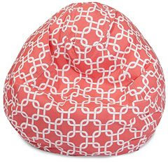 Majestic Home Goods Links Small Beanbag Chair