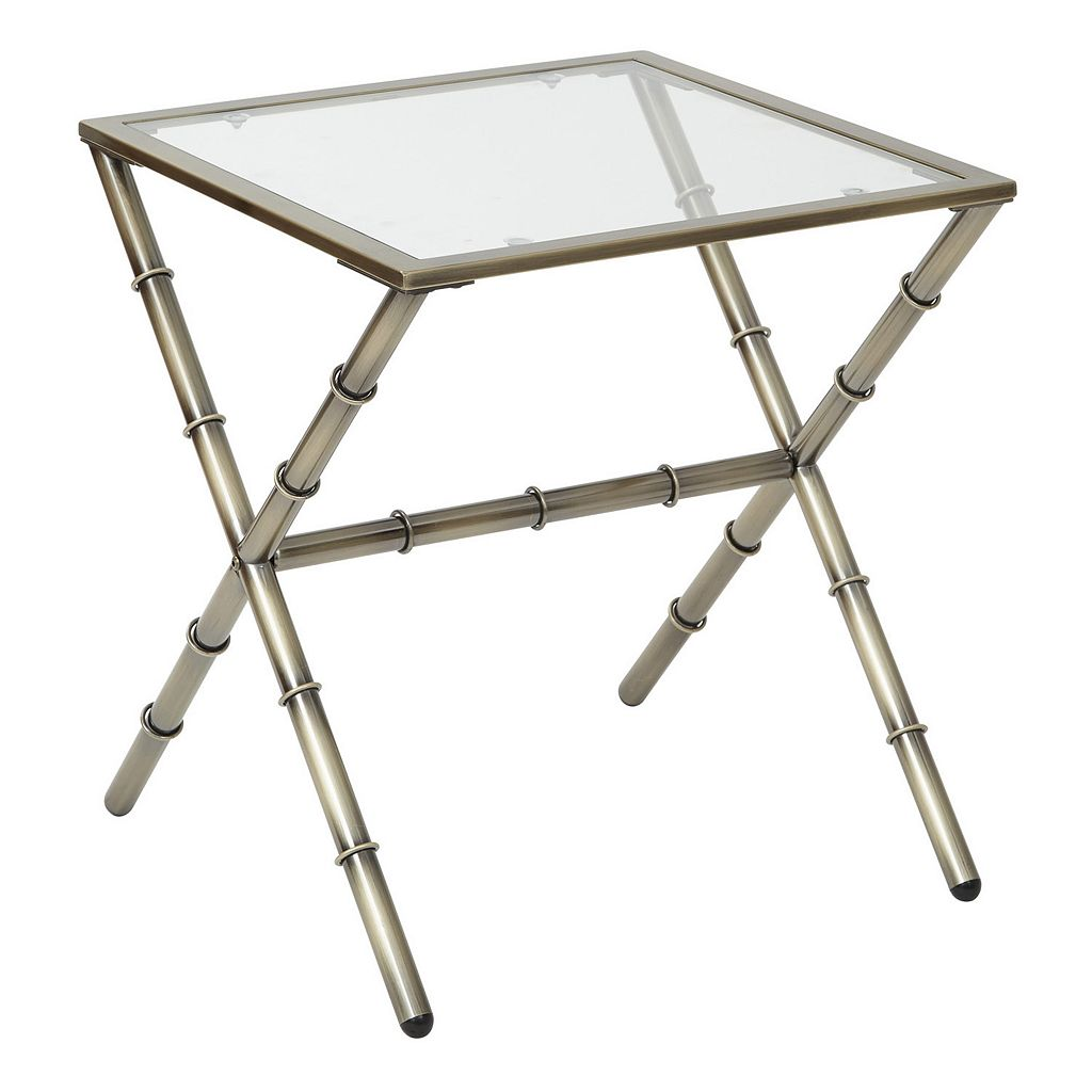 OSP Designs Lanai End Table