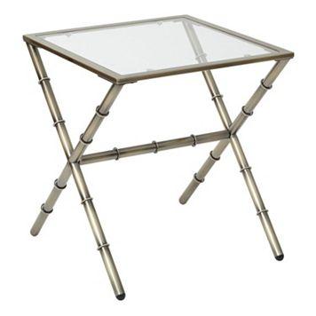 OSP Designs Lanai End Table