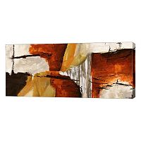 Metaverse Art Of Wood & Stone Canvas Wall Art