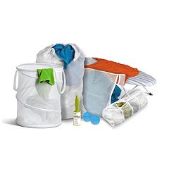 Honey-Can-Do 7 pc Deluxe Laundry Set