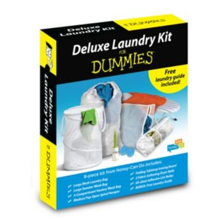 Honey-Can-Do 7-piece Deluxe Laundry Set