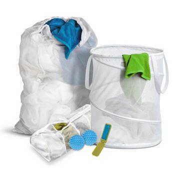 Honey-Can-Do 6-piece Basic Laundry Set