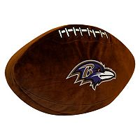 Baltimore Ravens Football Pillow