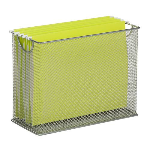 Honey-Can-Do Table Top Hanging File Organizer