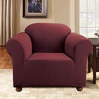 Sure Fit Stretch Subway Chair Slipcover
