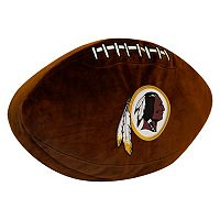 Washington Redskins Football Pillow