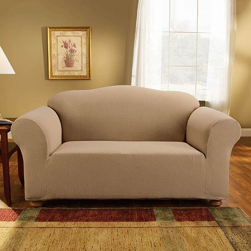 Sure Fit Stretch Subway Sofa Slipcover