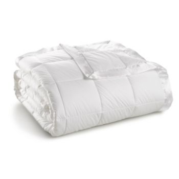 Sharper Image 370 Thread Count Duck Down Blanket
