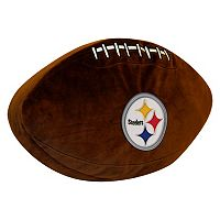Pittsburgh Steelers Football Pillow