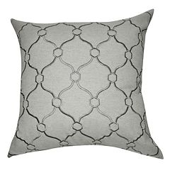 Loom and Mill Chainmail Throw Pillow