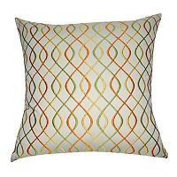 Loom and Mill Wavy II Throw Pillow