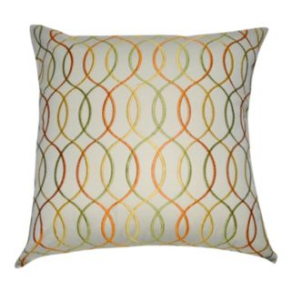 Loom and Mill Wavy III Throw Pillow