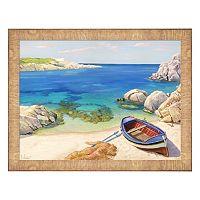 Metaverse Art Sardegna Canvas Wall Art