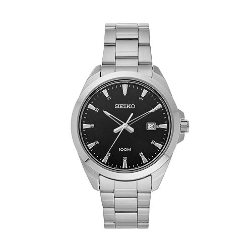 Seiko Men's Stainless Steel Watch