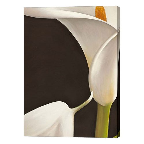 Metaverse Art Calla Moderna I Canvas Wall Art