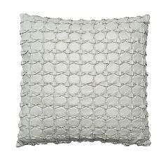 Simply Vera Vera Wang Folded Squares Throw Pillow