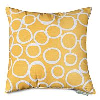 Majestic Home Goods Fusion Throw Pillow