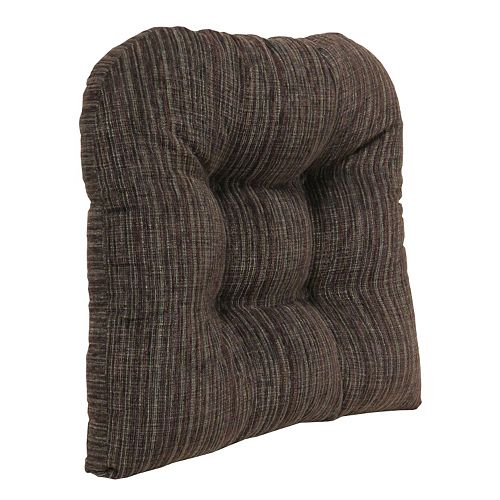 """The Gripper Polar Chenille Extra Large 17"""" x 17"""" Tufted Chair Pad"""