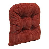 "The Gripper Polar Chenille Extra Large 17"" x 17"" Tufted Chair Pad"