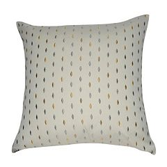 Loom and Mill Polka Dot Throw Pillow