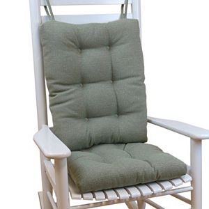 Fabulous Klear Vu Indoor Outdoor Porch Rocking Chair Cushion Set Uwap Interior Chair Design Uwaporg