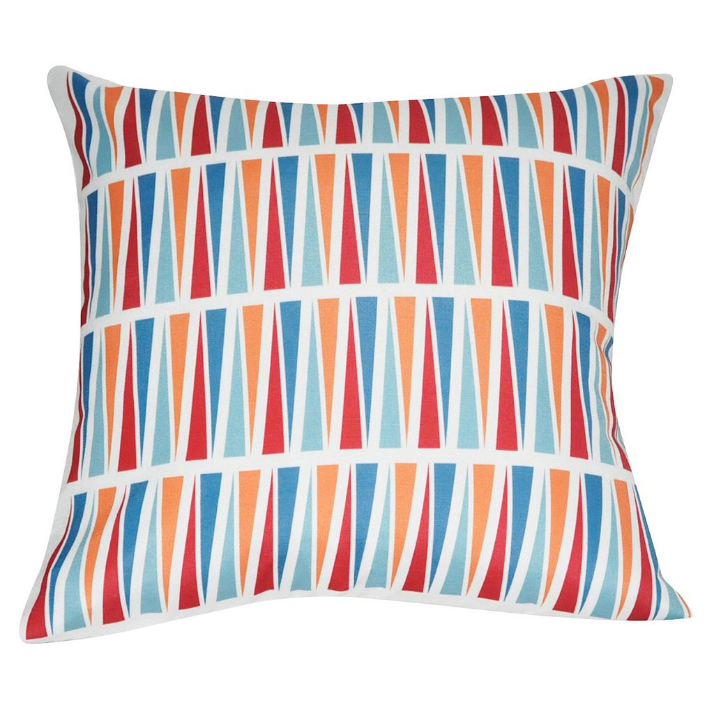 Loom and Mill Tribal I Throw Pillow