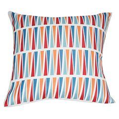 Loom and Mill Tribal I Faux Suede Throw Pillow