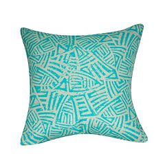 Loom and Mill Tribal II Faux Suede Throw Pillow