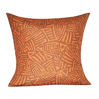 Loom and Mill Tribal II Throw Pillow