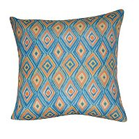 Loom and Mill Diamond II Geometric Throw Pillow