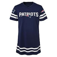 Girls 7-16 New England Patriots Football Dress