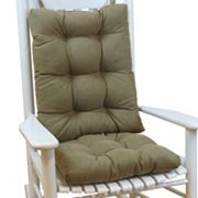 The Gripper Twillo Jumbo Rocking Chair Pad 2-pk.
