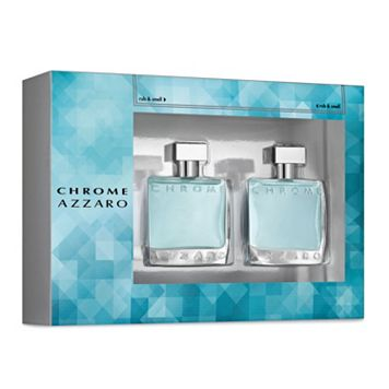 Azzaro Chrome 2-pc. Men's Cologne & Aftershave Gift Set