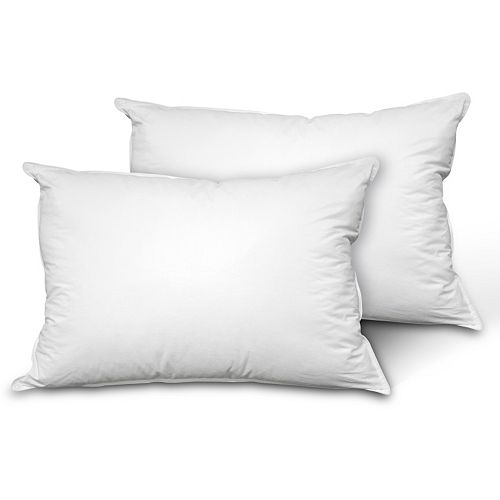 Hotel Laundry 2-pack ''Never Goes Flat'' Gel Pillow