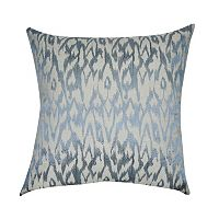 Loom and Mill Blue Stripe Throw Pillow