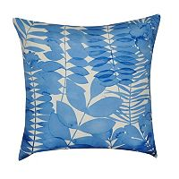 Loom and Mill Leaf II Throw Pillow