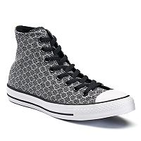 Men's Converse Chuck Taylor All Star Geometric High Top Sneakers