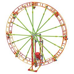 K'NEX 344 pc Revolution Ferris Wheel Building Set