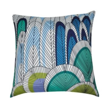 Loom and Mill Feather Graphic Throw Pillow