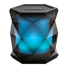 iHome iBT68 Color-Changing Rechargeable Wireless Bluetooth Speaker