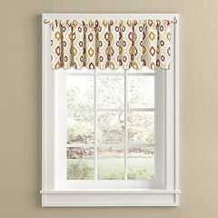 Colordrift Rustic River Window Valance - 60'' x 14''