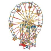 K'NEX 744-pc. 3-in-1 Classic Amusement Park Building Set