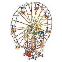 K'NEX 744 pc 3-in-1 Classic Amusement Park Building Set
