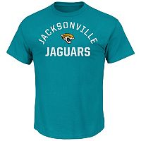 Men's Majestic Jacksonville Jaguars For All Time Tee